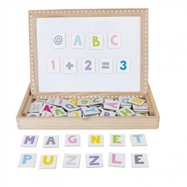 Jabadabado - Magnetna tabla slova