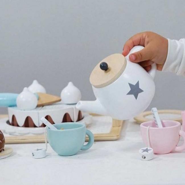 Jabadabado - Drvena čajanka
