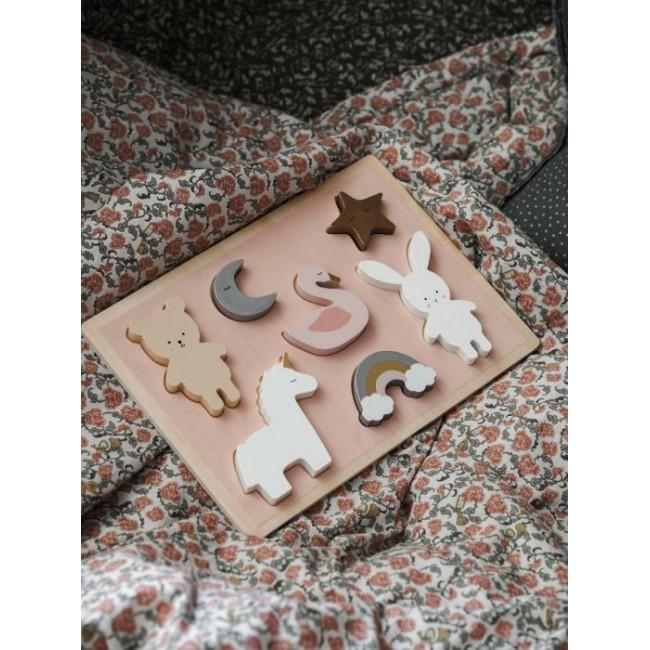 Jabadabado - Puzzle jednorog