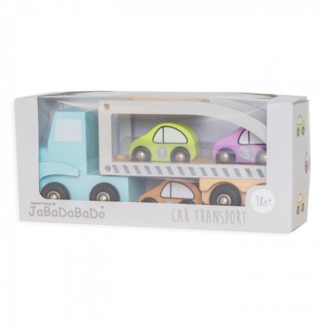 Jabadabado - Transporter za automobile