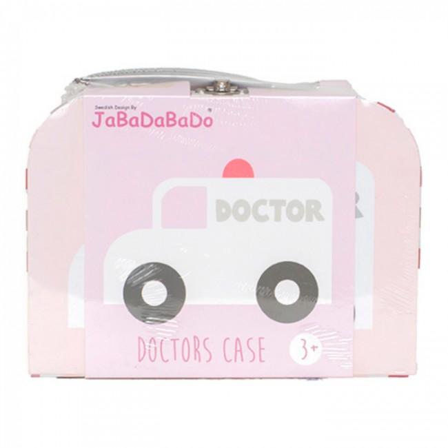 Jabadabado - Doktorski set roze