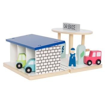 Jabadabado - Benzinska stanica i auto servis