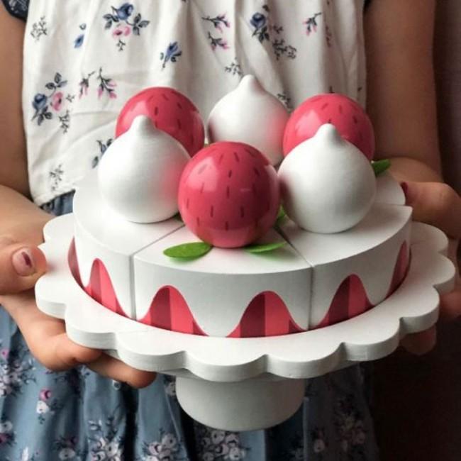 Jabadabado - Torta od jagoda