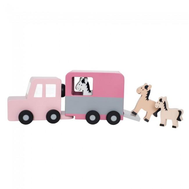 Jabadabado - Kamion za prevoz konja