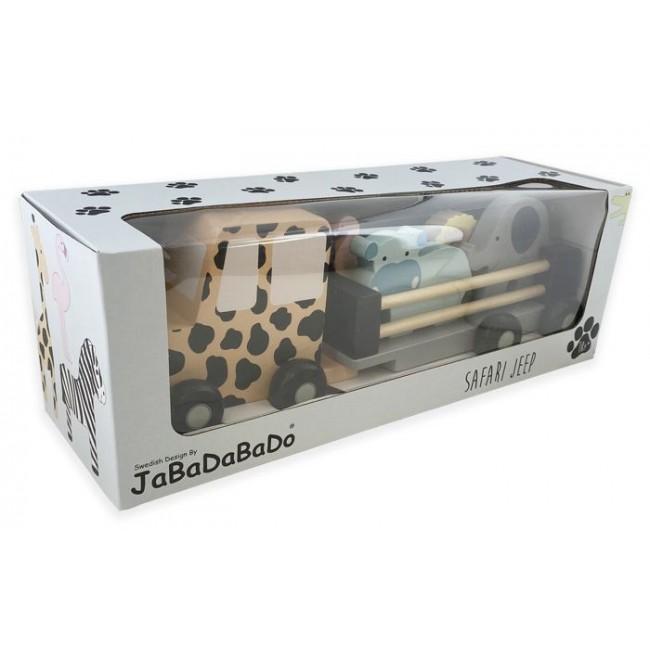 Jabadabado - Džip safari sa životinjama