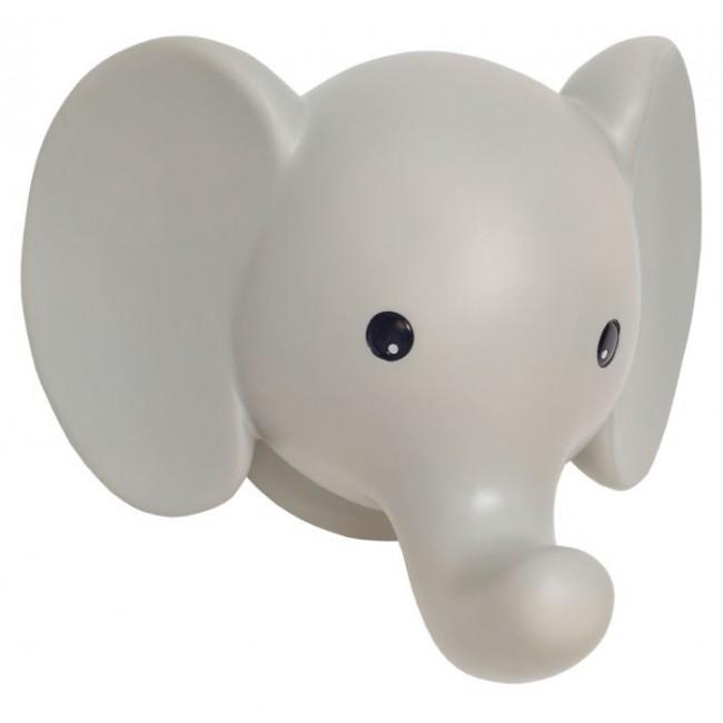 Jabadabado - Zidna led lampa slon