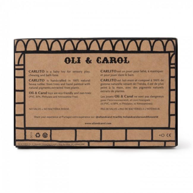 Oli & Carol - Carlito auto za kupanje narandžasti