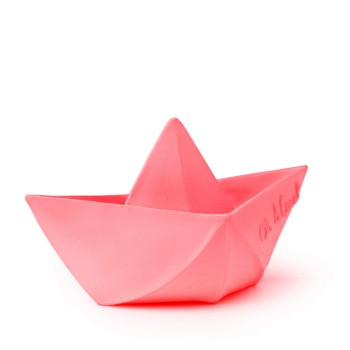 Oli & Carol - Origami brodić za kupanje