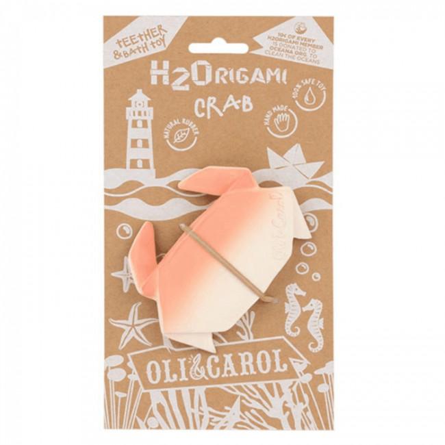 Oli & Carol - Glodalica H2Origami kraba