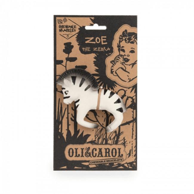 Oli & Carol - Glodalica Zoe zebra