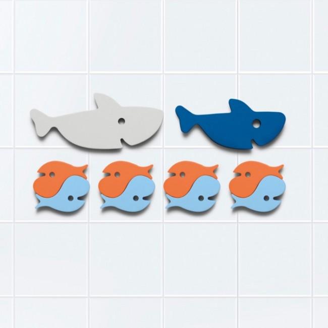 Quut - Bath puzzle Sharks