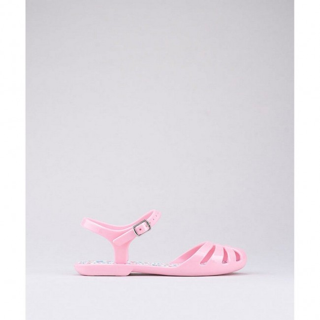 Igor - Mara Mini Flores Rosa sandale