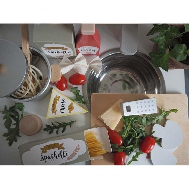 Jabadabado - Set za pravljenje špageta