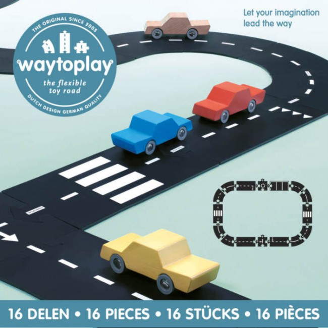 Way to Play - EXPESSWAY staza za autiće