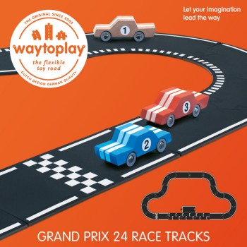 Way to Play - GRAND PRIX staza za autiće