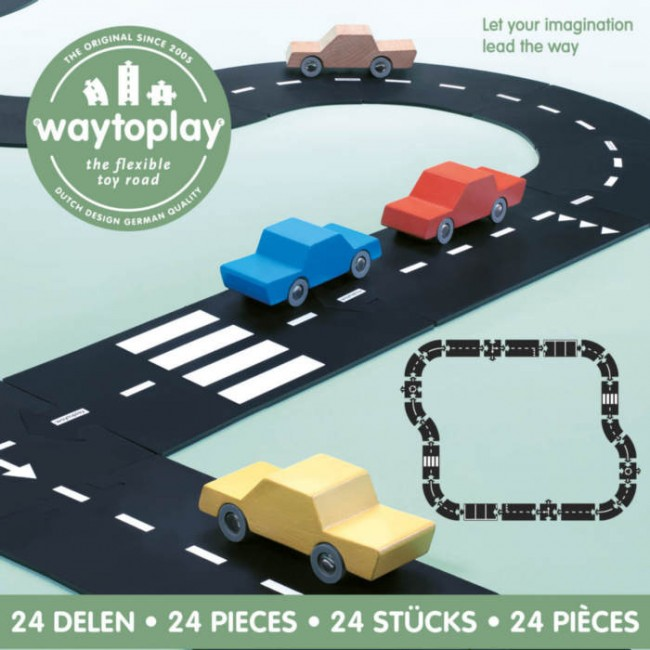 Way to Play - HIGHWAY staza za autiće