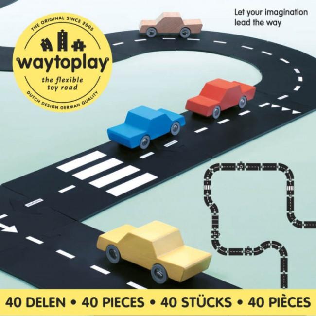 Way to Play - KING OF THE ROAD staza za autiće