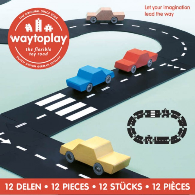 Way to Play - RINGROAD staza za autiće